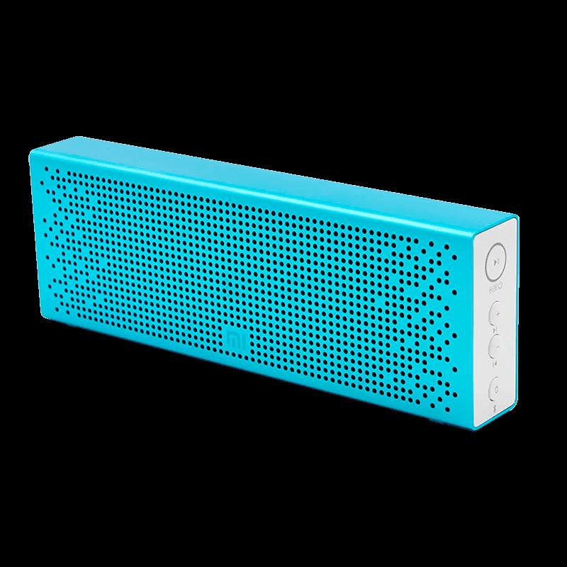 Портативная колонка Mi Bluetooth Speaker (синяя) на сайте xiaomi-gatget.ru