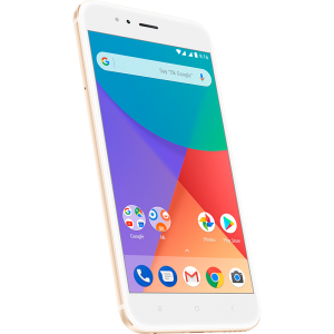 Смартфон Xiaomi Mi A1 32GB (Золото)