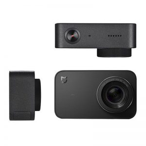 Экшен видеокамера XiaomiMi Action Camera 4K Black на сайте xiaomi-gatget.ru