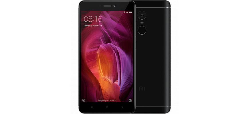 Смартфон Redmi Note 4 купить