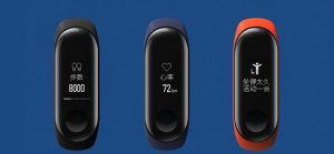 Xiaomi Mi Band 3 на сайте xiaomi-gatget.ru